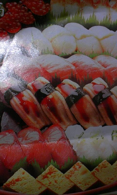 寿司チラシ
